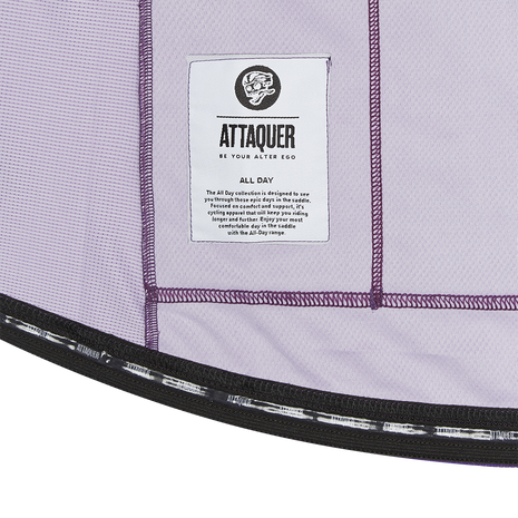 Womens All Day Club Jersey Purple detail