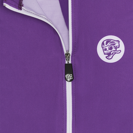 Race Jersey Purple detail