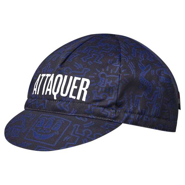 Keith Haring x Attaquer Icons Cap main