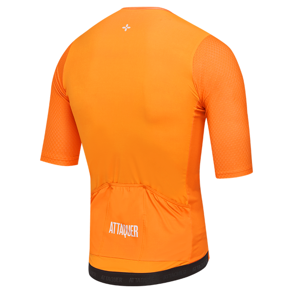 Race ULTRA+ Aero Jersey Orange main