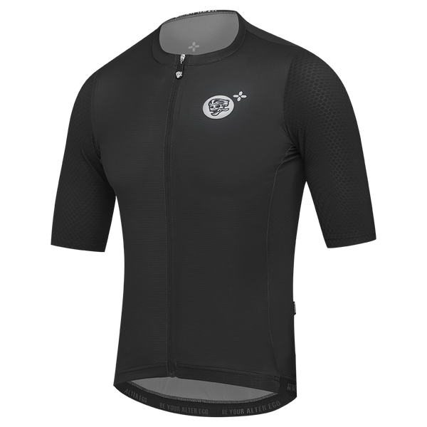 Race ULTRA+ Aero Cycling Jersey Black main