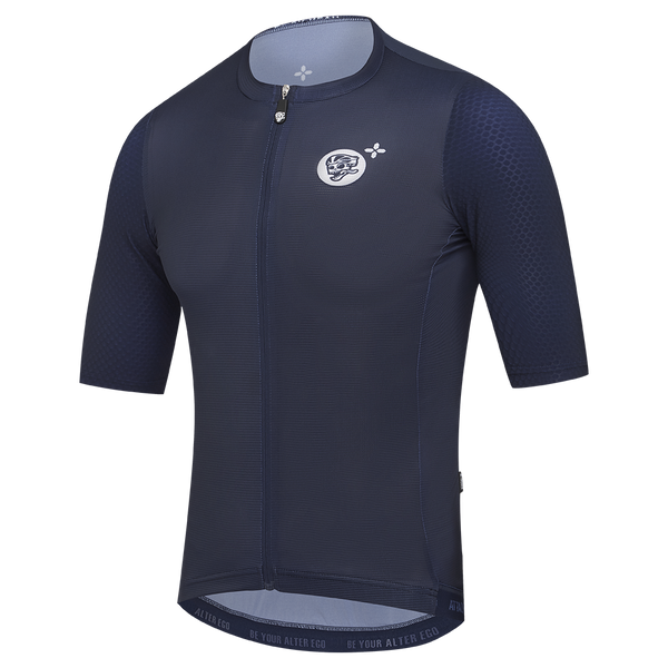 Race ULTRA+ Aero Cycling Jersey Navy main