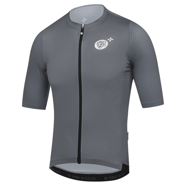 Race ULTRA+ Aero Cycling Jersey Grey main