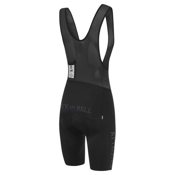 Womens Logo Dye Bib Shorts main