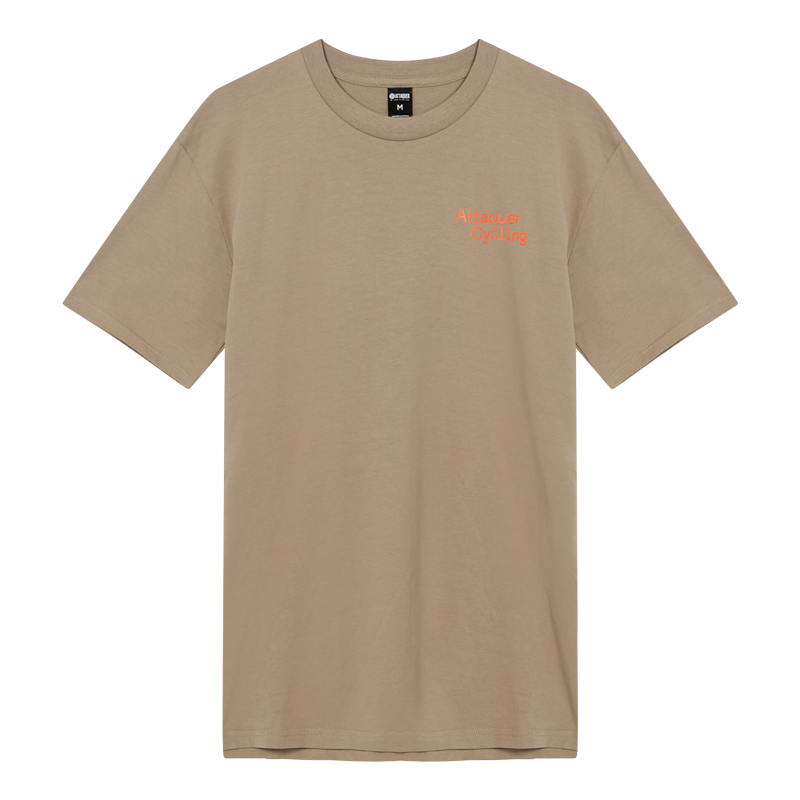 Attaquer Machina T-shirt Coffee main