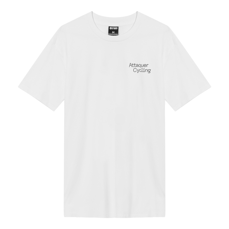 Attaquer Machina T-shirt White main