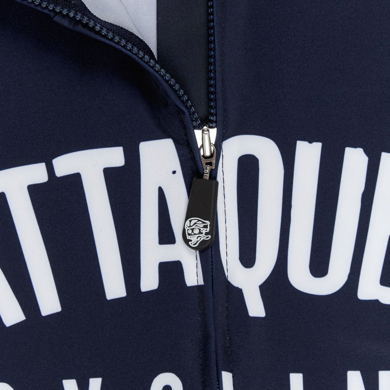 All Day Club Jersey Winter Navy detail