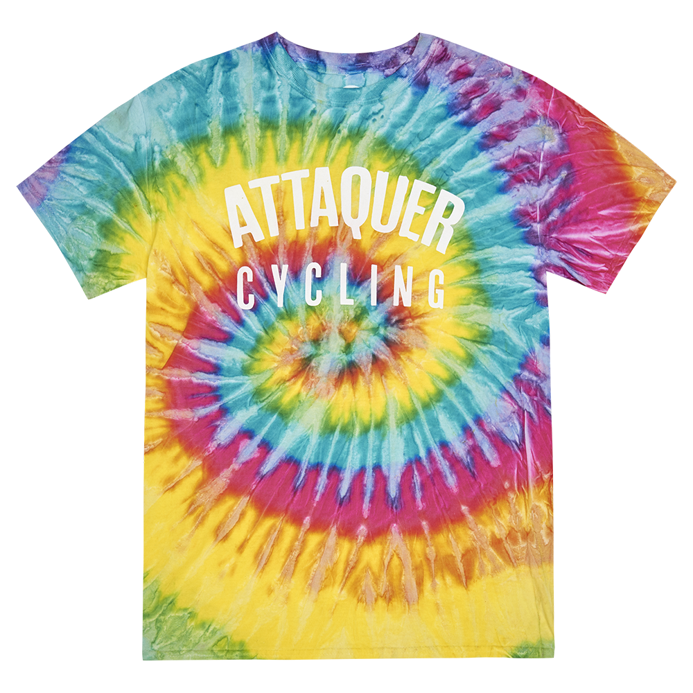 All Day Club T-Shirt Tie-Dye main