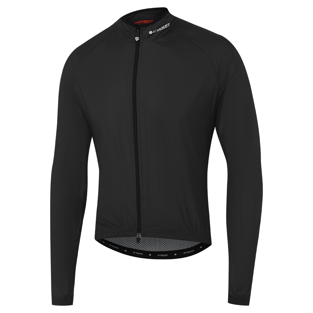 Attaquer Mens A-Line Jacket Black main