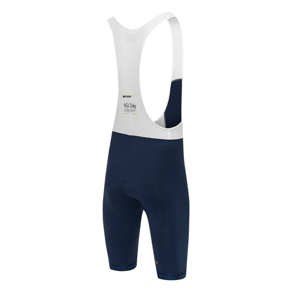 Attaquer Mens All Day Bibs Navy/White main