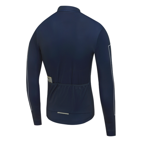 Attaquer All Day Long Sleeve Jersey Navy main