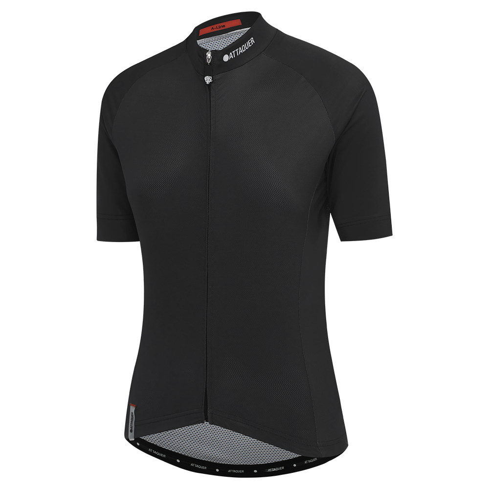 Attaquer Womens A-Line Jersey black main