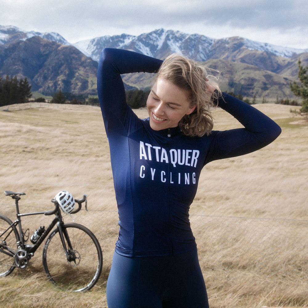 Womens All Day Club Jersey Winter lifestyle
