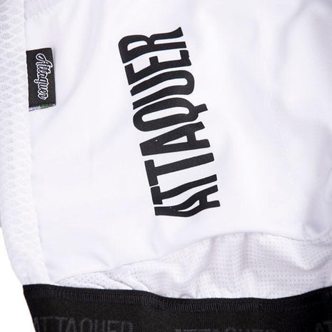 Attaquer Race Cycling Jersey detail