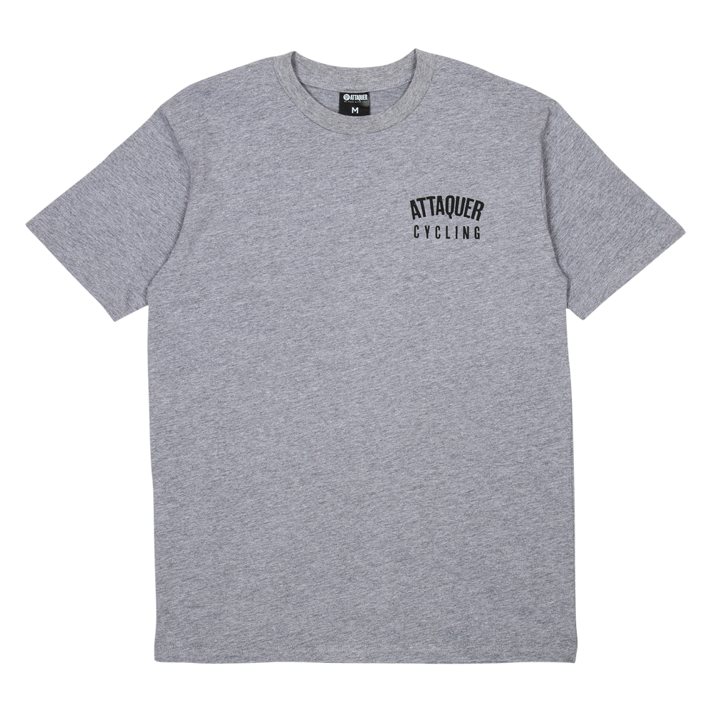All Day Team T-Shirt Grey main