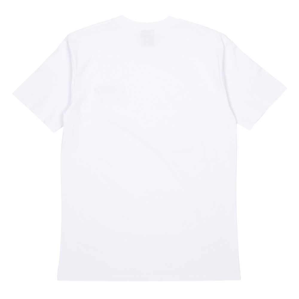 All Day Team T-Shirt white main