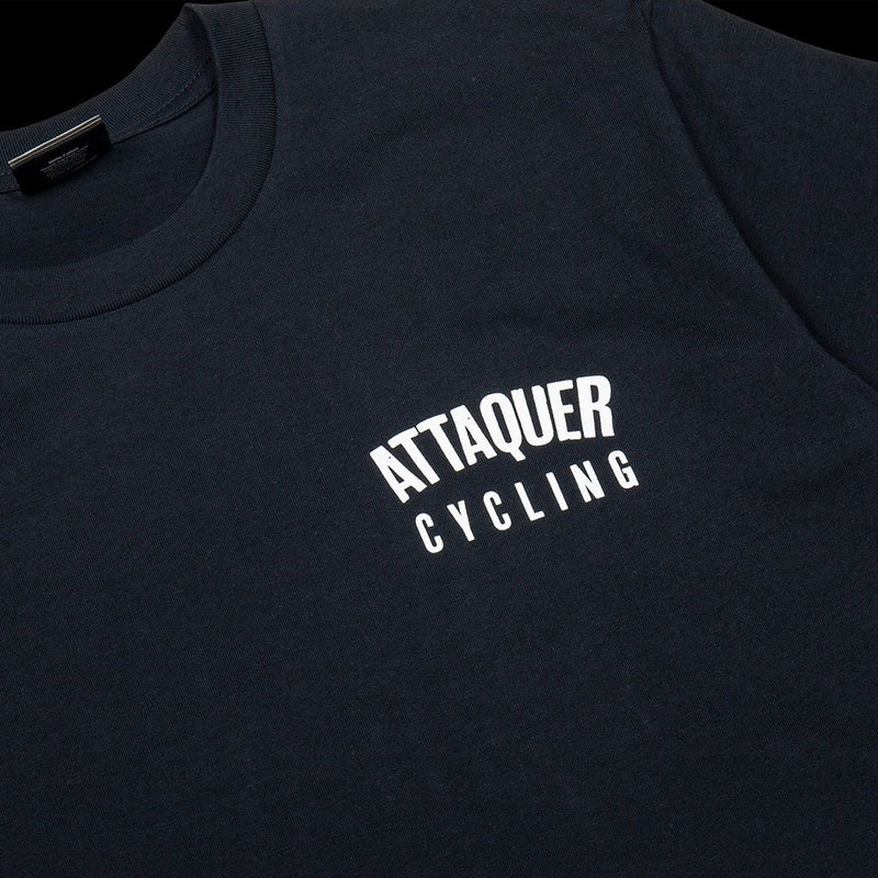 All Day Team T-Shirt navy detail