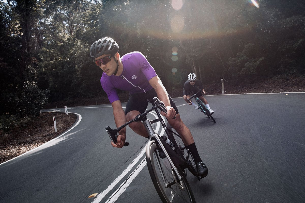 Race Jersey Purple lifestyle