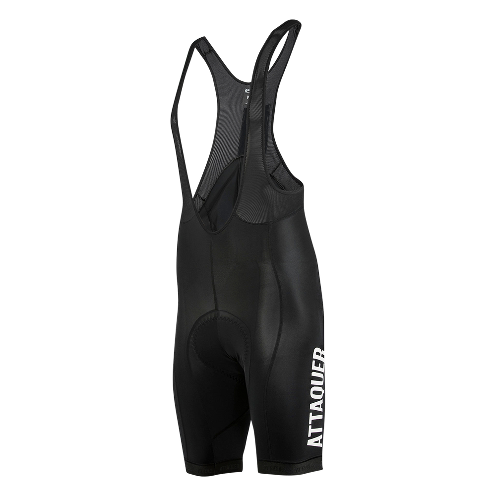 Race Bib Short Black Reflective main