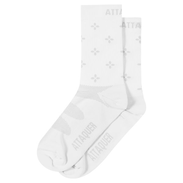 Race ULTRA+ Socks White main
