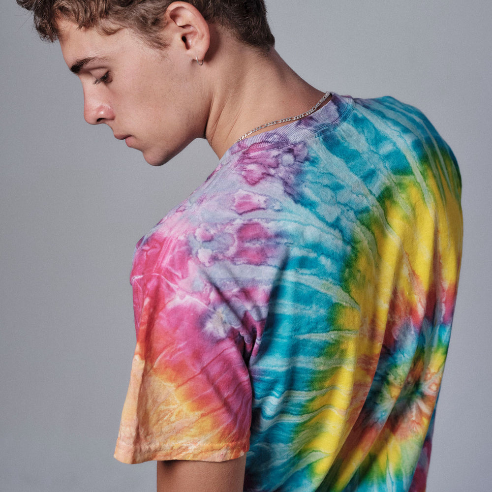 All Day Club T-Shirt Tie-Dye lifestyle