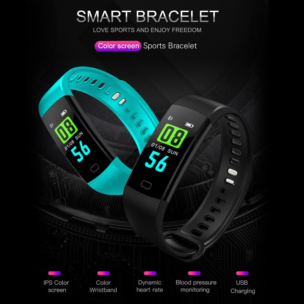 Goral Y5 Smart Band Heart Rate