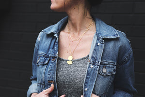 rise II necklace