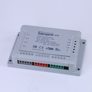 SONOFF 10A 4CH Rev2 Smart Switch