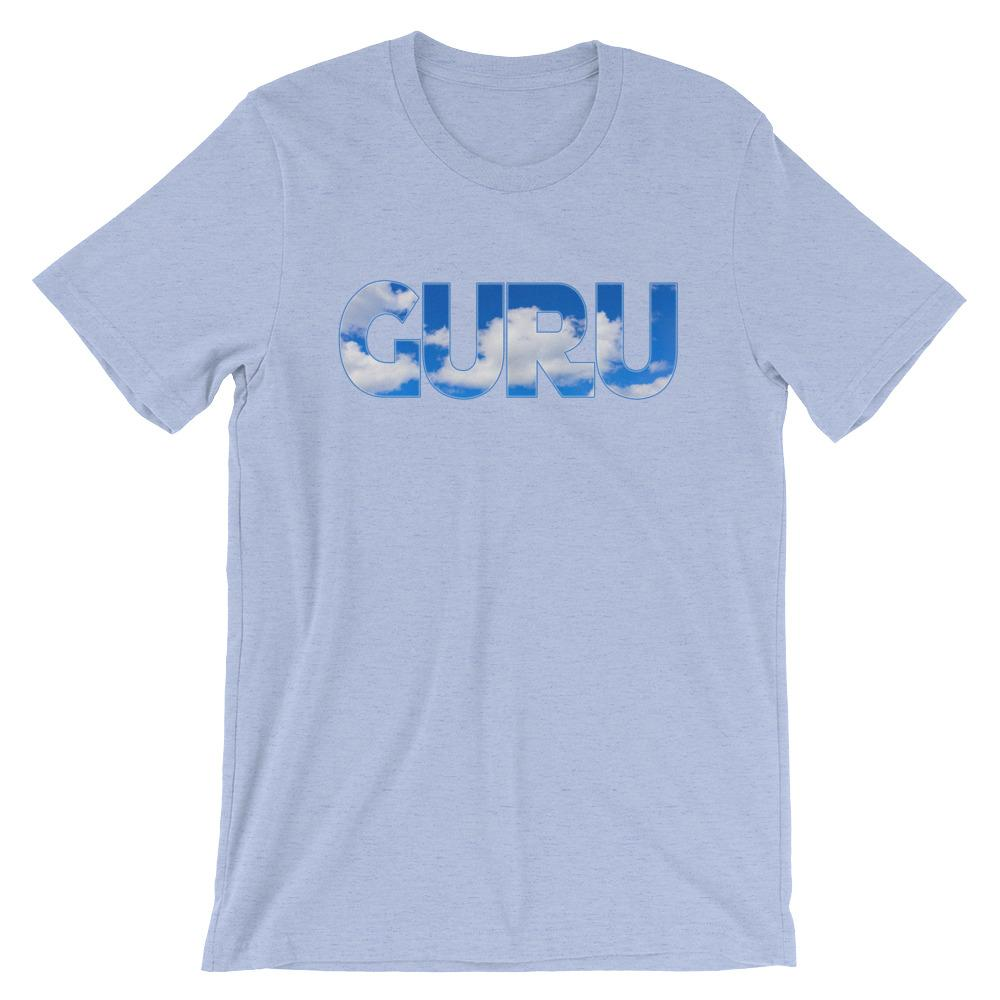ELEVATED GURU | Tee Kundalini Market Heather Blue S