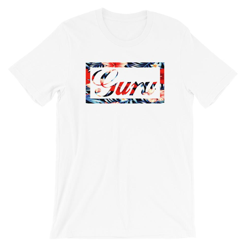 ISLAND GURU | Men's Tee EAST OF ALTA White XS