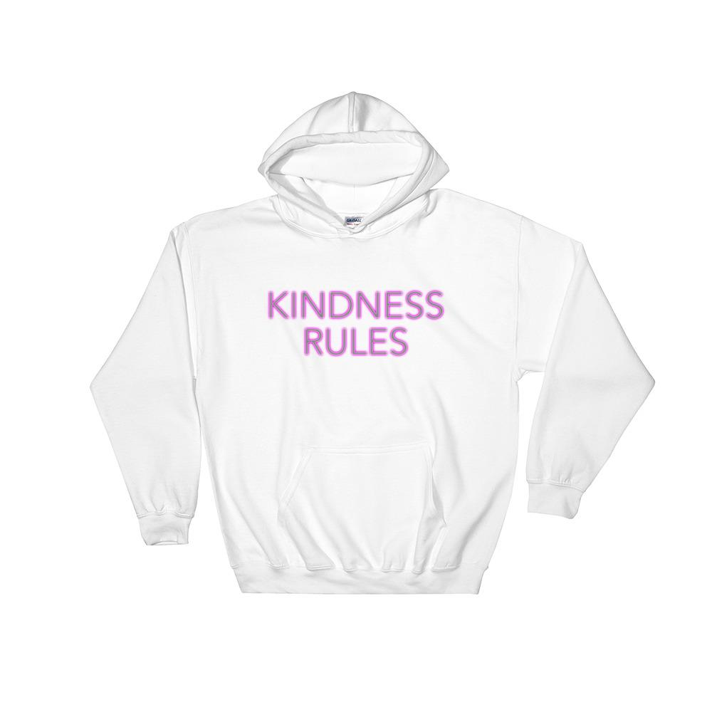 KINDNESS RULES | Sweatshirt Kundalini Market White S