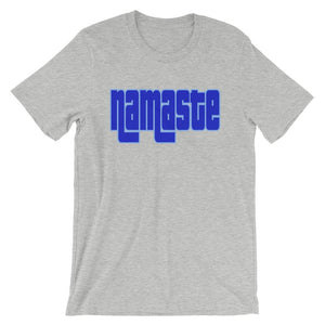 NAMASTE | Tee Kundalini Market Athletic Heather S