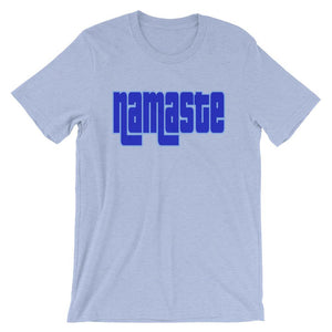 NAMASTE | Tee Kundalini Market Heather Blue S