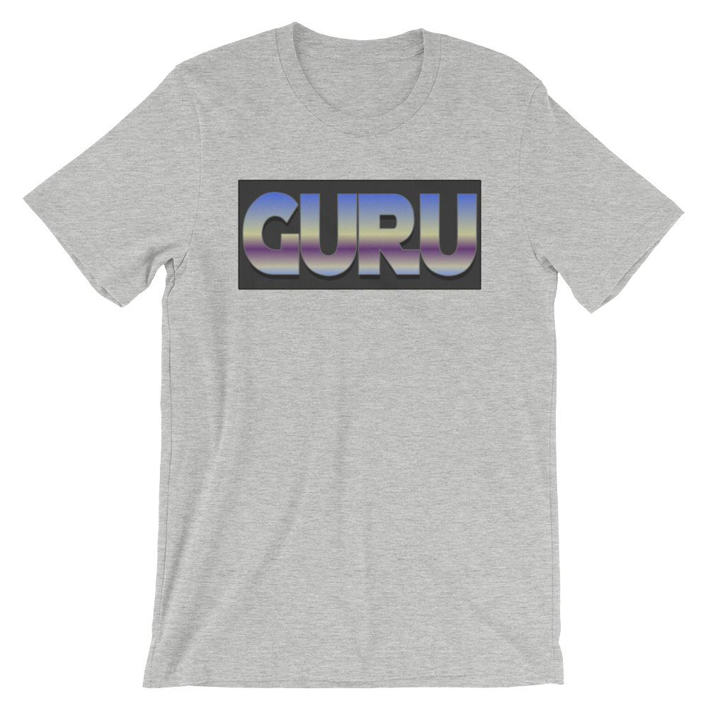RETRO GURU | Tee Kundalini Market Athletic Heather S