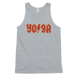 ROCK YOGA | Men's Tank Top Kundalini Market Heather Grey XS