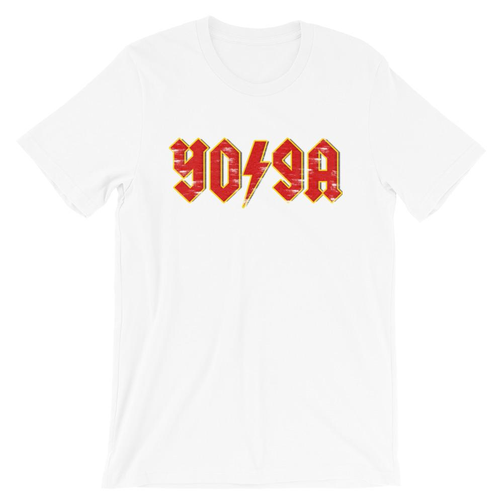 ROCK YOGA | Men's Tee Kundalini Market White XS