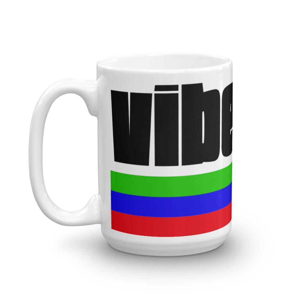 VIBE HIGH | 15oz. Large Mug EAST OF ALTA