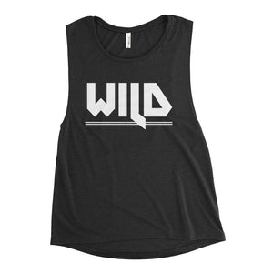 WILD | Scoop Tank Kundalini Market Black Heather S