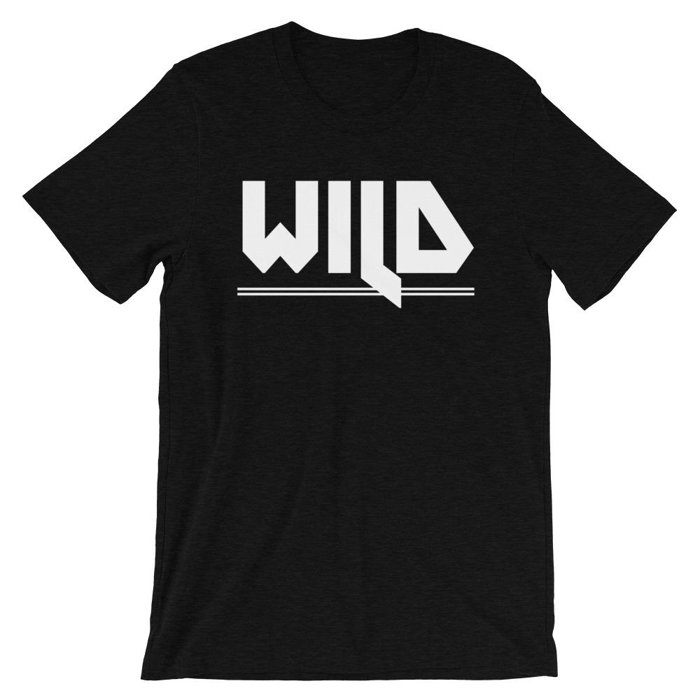 WILD | Tee Kundalini Market Black Heather XS