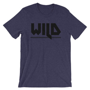 WILD | Tee Kundalini Market Heather Midnight Navy XS