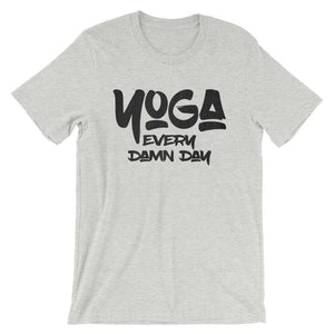 YOGA EVERY DAY | Men's Tee EAST OF ALTA Athletic Heather S