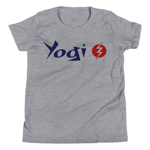 YOGI LIGHTNING | Youth Tee Kundalini Market Athletic Heather S