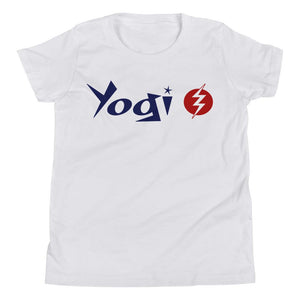YOGI LIGHTNING | Youth Tee Kundalini Market White S