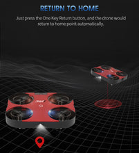Load image into Gallery viewer, Mini Foldable Ultra-thin RC Quadcopters Drone