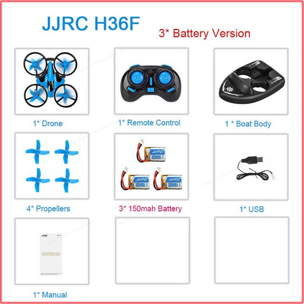 Mini 3 in 1 RC Drone