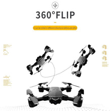 Load image into Gallery viewer, Mini Foldable RC WiFi FPV 080P HD Camera Drone