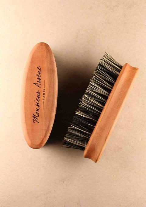 Brosse à barbe - Spoted