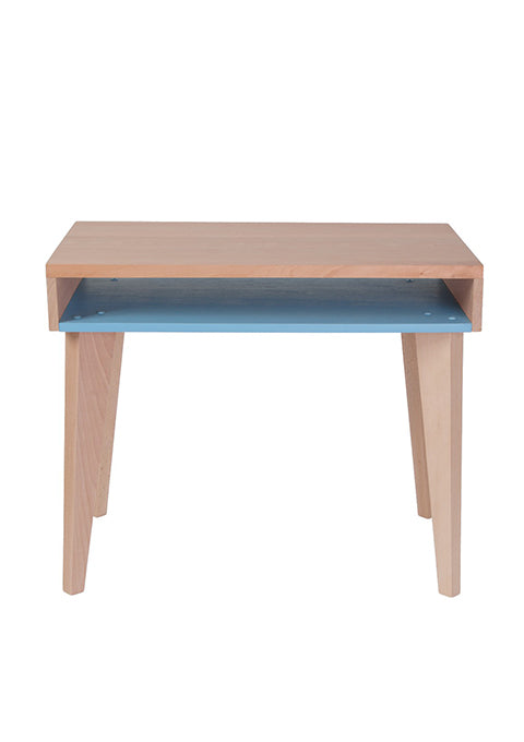 Bureau Trait d'union Bleu verditer