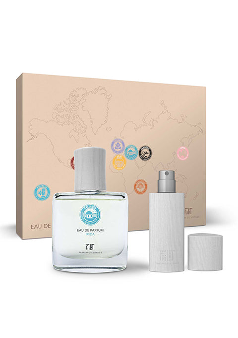 Coffret travel luxe Irida Cyclades