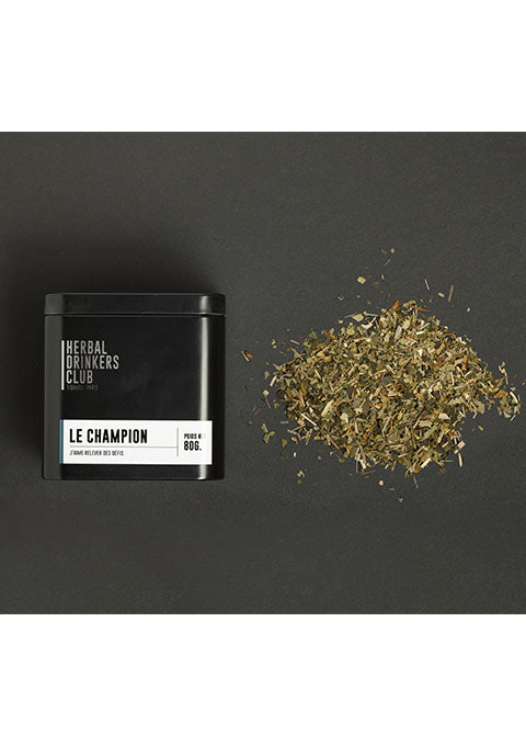 Tisane Le Champion en vrac - spoted